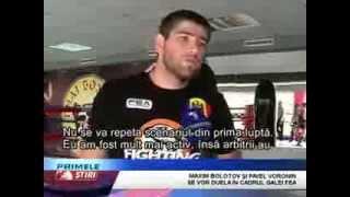 Maxim Bolotov Vs Pavel Voronin 2 PRIME TV