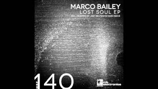 Marco Bailey - Something I Remember (Mark Reeve Remix) [MB Elektronics]