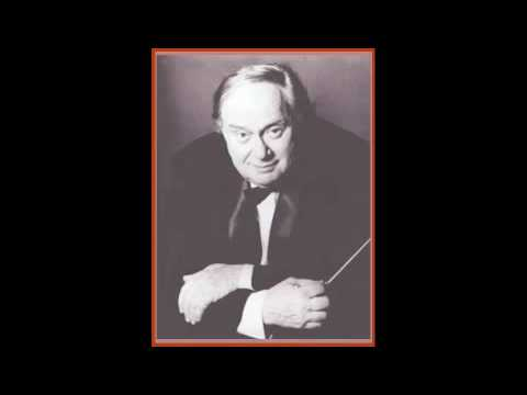 Sidney Harth - Live performance -  Sibelius Violin Concerto 3rd movement