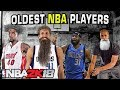 Oldest Players in the NBA