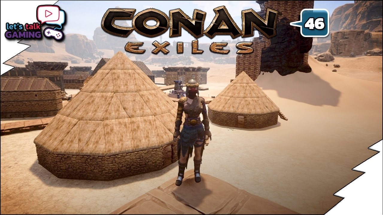 Conan Exiles Tower Roofs Conan Exiles How To Build Rounded