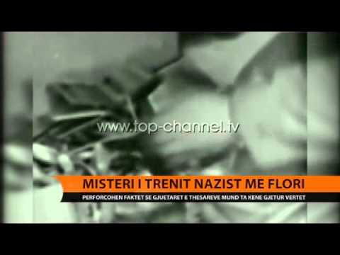 Poloni, zbulohet treni nazist i mbushur me ar - Top Channel Albania - News - Lajme