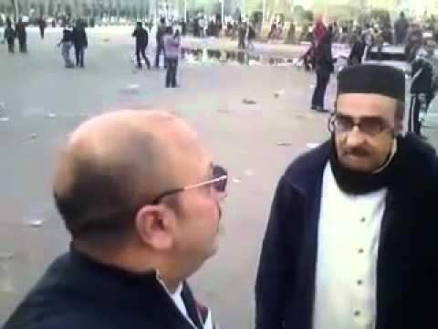 رغم الهم اضحك من قلبك من ميدان التحرير Midan Tahrir square - FUNNY