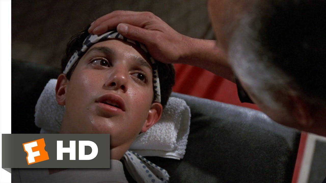 Daniel Wants Balance The Karate Kid 7 8 Movie Clip 1984 Hd Youtube