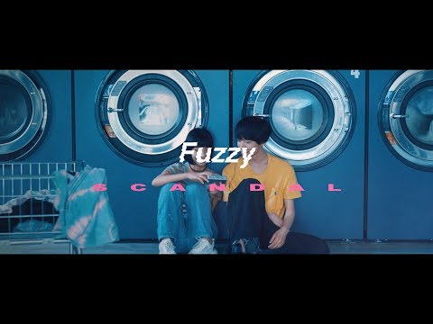SCANDAL -「Fuzzy」 - Music Video