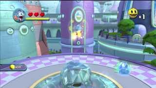 PAC-MAN and the Ghostly Adventures Power-Up Gameplay