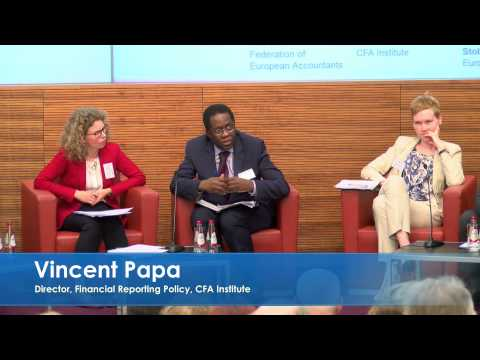 International Conference on Evaluation of the IAS Regulation - Part 1