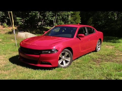 2016 Dodge Charger SXT: In Depth First Person Review