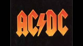 AC/DC Can i sit next to you girl (lyrics)