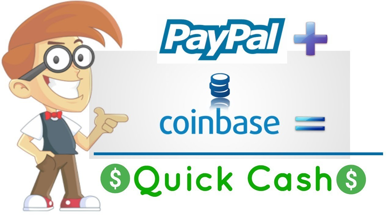 Why you should link your paypal account to coinbase to buy bitcoin