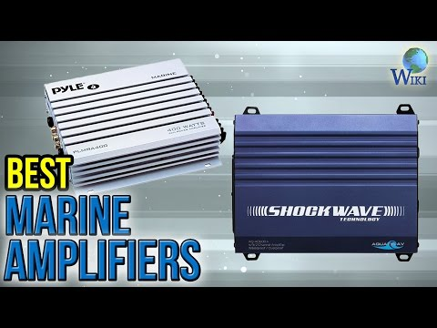 10 Best Marine Amplifiers 2017