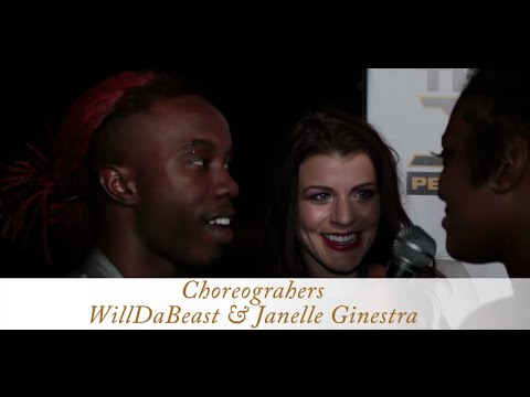 WilldaBeast Adams & Janelle Ginestra Talks Love From Fans & Working With Eachother