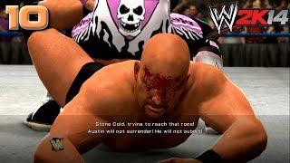 WWE 2K14: 30 Years of WrestleMania #10 - Hellfire and Brimstone