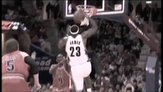 Lebron Returns to Cleveland -The King Has Returned- Lion King Dub