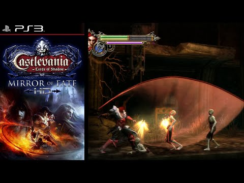 Castlevania: Lords of Shadow – Mirror of Fate HD ... (PS3) Gameplay |