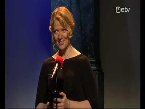 Muusikalavastuse preemia laureaat 2012  Aile Asszonyi