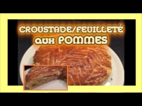 ✿-tarte-aux-pommes-feuilletee-facile-et-rapide-✿