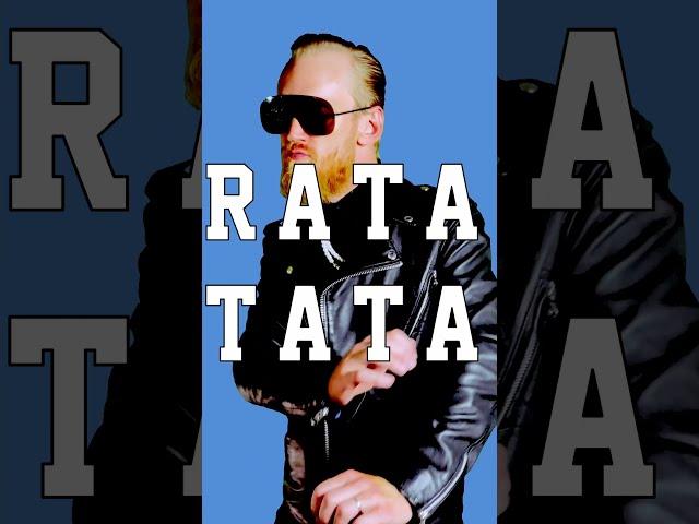 Royal Republic - RATA-TATA (Official Video)