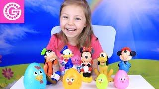 видео игрушка матрешка для детей