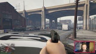 [GTA 5] KillaJ de Agent - First Person (GTA 5 Mod)