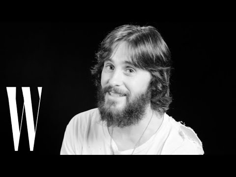 Jared Leto Opens Up About Bombing Karaoke and Locking Eyes with Robert DeNiro | Screen Tests