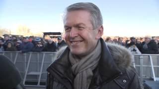Motorsport meets Sindelfingen 2016 - Interviews with Prof  Dr. Thomas Weber | AutoMotoTV