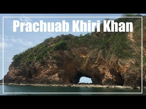 Prachuab Khiri Khan, Thailand I Discovering New Beaches, Caves, National Parks, and Islands I 2016