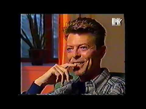 David Bowie - MTV 1996 - Pet Shop Boys Hallo Spaceboy Interview
