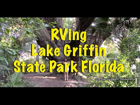 Lake Griffin State Park Florida