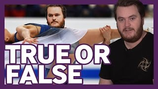 Friberg vs Xizt & Get_RiGhT: TRUE or FALSE