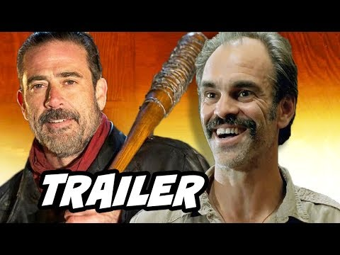 Walking Dead Season 7 Episode 5 Trailer March To War Breakdown