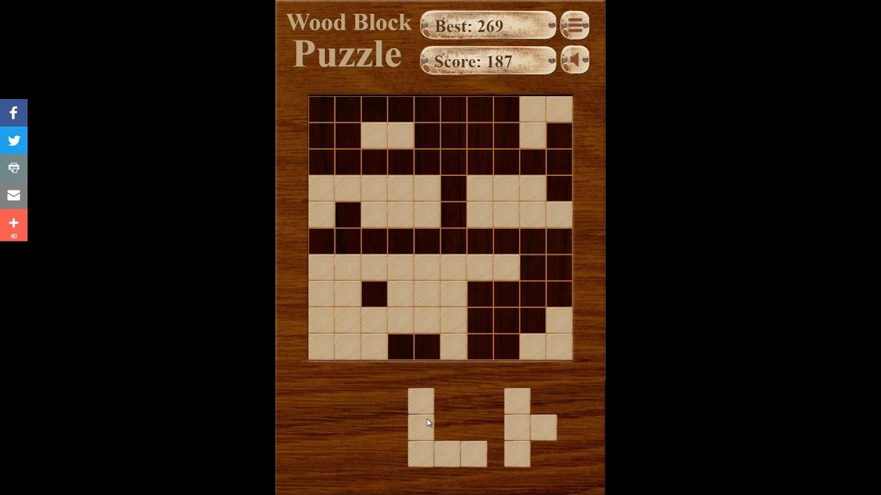 Blocks Game