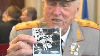 Выставка «Чехословацкие воинские части в СССР в 1942-1945 гг.» и награждение ветеранов