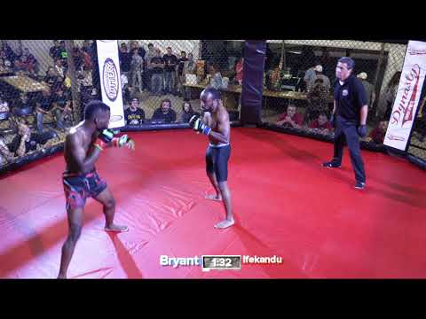 DCS 37   Roscoe Bryant vs Richard Ifekandu