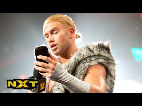 Tyler Breeze debuts his new music video,