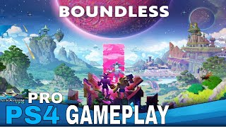 Boundless | PS4 | First Impressions - Boundless Is Beautiful!!!!