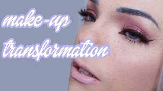 Feminizing Make-up Tutorial: Faux Freckles/Red Eyes (FFS) | Stef Sanjati