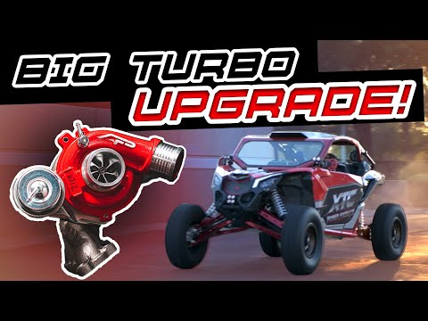 The ULTIMATE Upgrade For The Can-am Maverick X3! BIG TURBO!?