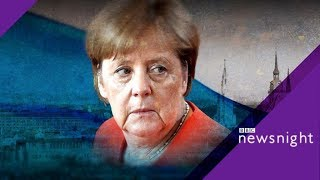 Gabriel gatehouse reports from bavaria where german chancellor angela merkel has come under fire over her refugee policy. please subscribe here http://bit.ly...