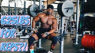 625lb Squat For Reps?! | Raw Nationals Prep Ep. 6