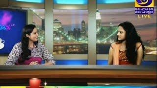 """Chayakkoottu"" part 2 - conversation with Poornasree on Dooradarsan"