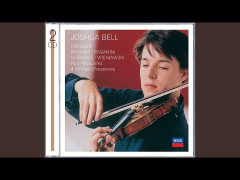 Wieniawski: Variations on an original theme, Op.15