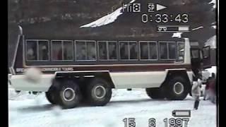 1997 - Ghiacciaio Columbia in Canada -  Columbia Icefield Glacier