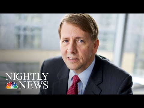 Who's In Charge At The Consumer Finance Protection Bureau?  | NBC Nightly News