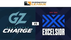 Guangzhou Charge vs New York Excelsior   Week 14 Day 1   Part 1