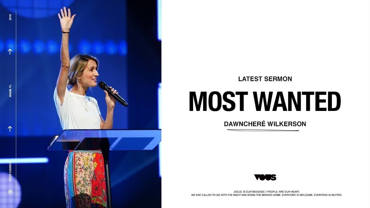 Most Wanted | Watch Sermons on Mighty Pursuit