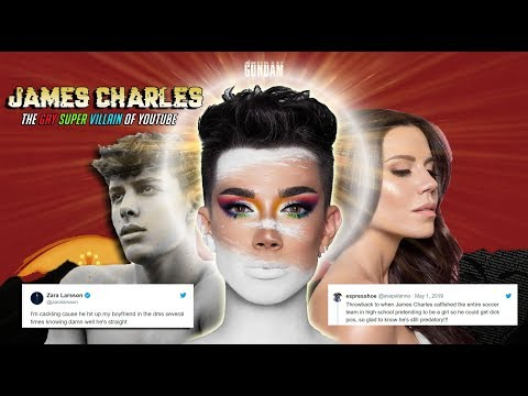 James Charles The Gay Super Villian Of Youtube