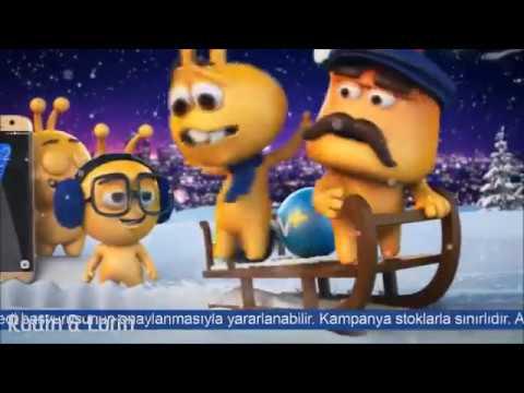 Turkcell Emocan Reklamları Hepsi Bir Arada - Kim Bu Emocanlar - [18 Reklam]