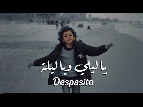 مكس بين أغنية يا ليلي ويا ليلة مع ديسباسيتو || Ya Lili + Despacito (🔥Official Video🔥)