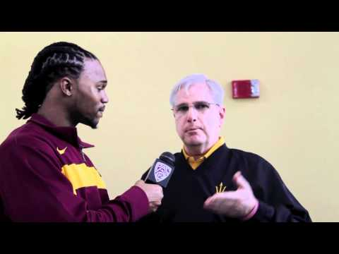Omar Bolden Interviews the Voice of the Sun Devils